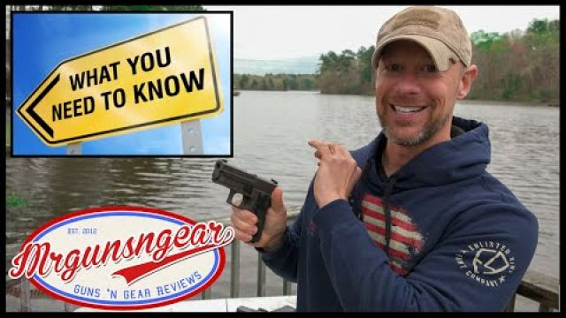 Brand New Handgun & Revolver Owners: The Basics You Need To Know 🇺🇸