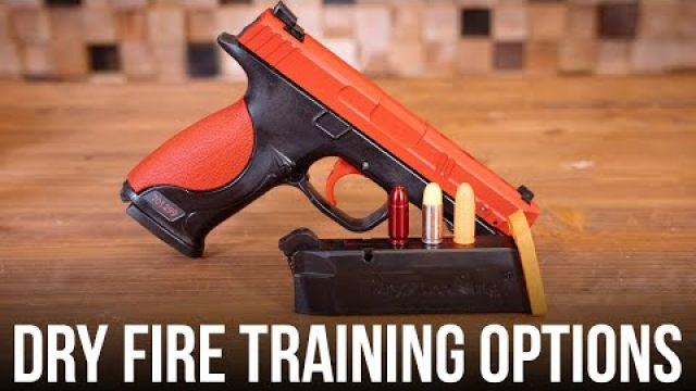 Dry Fire Training Options