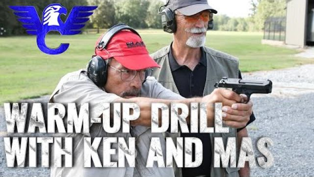 10 Shot Warm-Up Drill with Massad Ayoob and Ken Hackathorn - Master Class Ep. 18