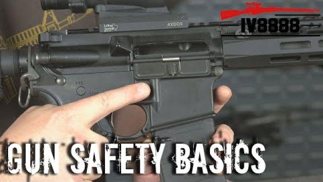 Gun Safety For the New Gun Owner