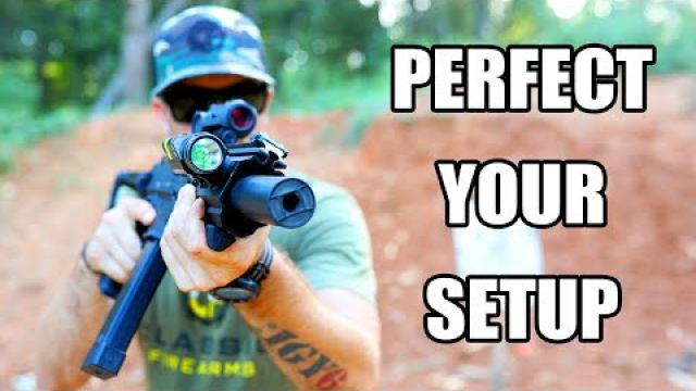 How Effective Are Lasers On Rifle & Pistol Setups?