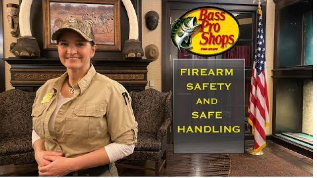 Firearm Safety and Safe Handling from your Bass Pro Shops | Cabelas Pro Staff, Maggie Mordaunt